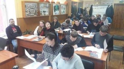 Аудиторами ООО «ЮГ-ТЕСТ»  был проведен корпоративный семинар в Ростовском-на-Дону ЭРЗ - филиала АО «Желдорреммаш»